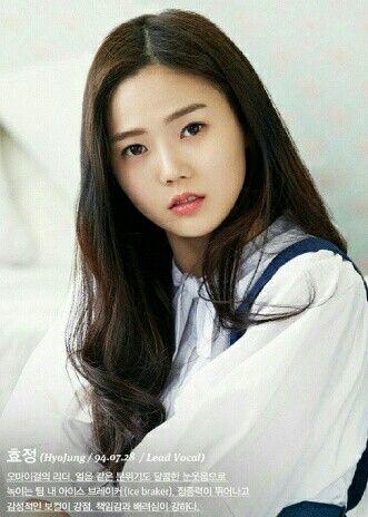 #hyojung #OMG #OhMyGirl #kpop