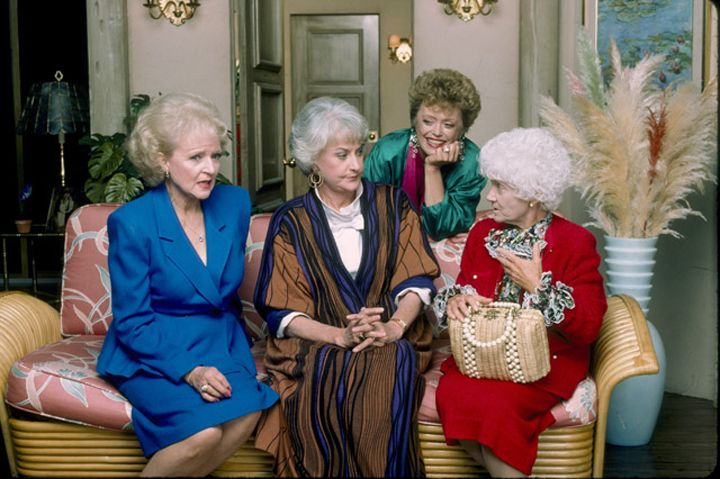 34 Best Images About Golden Girls Guest Room On Pinterest