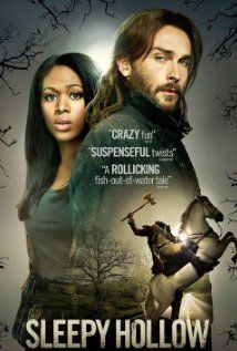 Sleepy Hollow (TV Series 2013– ) this is such a good show I reccommend it to EVERYONE