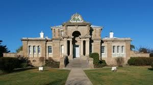 Courthouse at Cooma, NSW