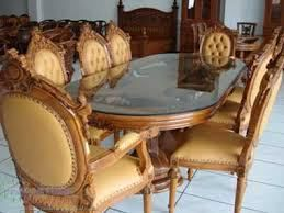 Jepara carving chairs from teak 10