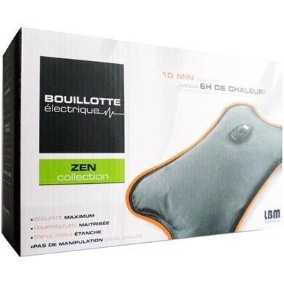 Achetez ZEN COLLECTION Bouillotte électrique LBM à prix discount sur la parapharmacie en ligne ParaSelection. Livraison Mondial Relay offerte dès 39€ d'achat.