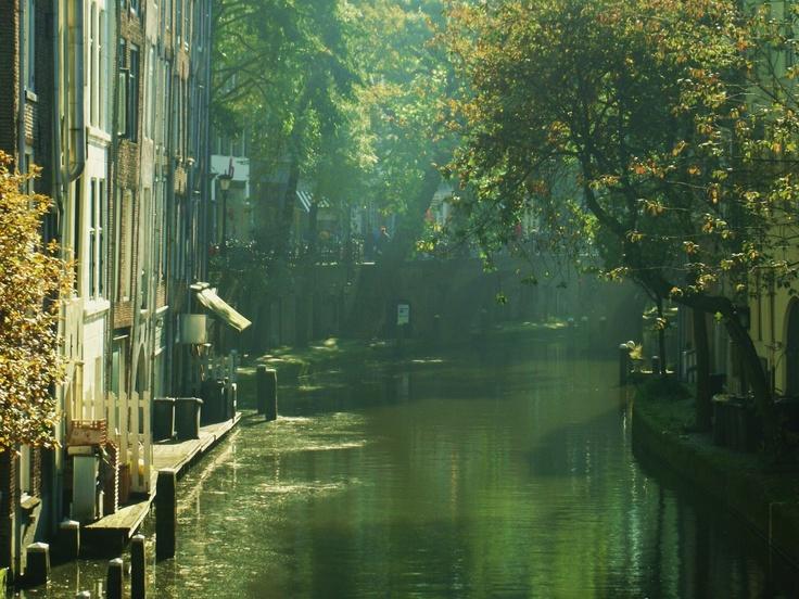 """Morning Light"" * Utrecht, The Netherlands by Yvon"