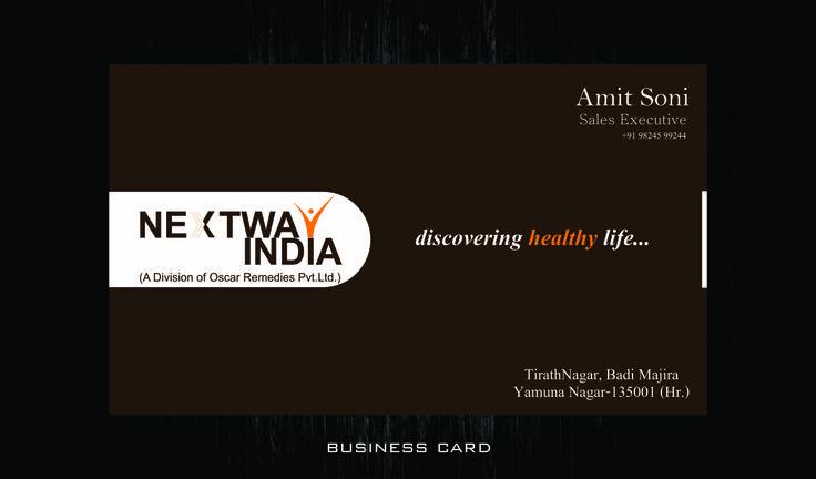 11 best business card design images on pinterest business card next way indiav card reheart Images
