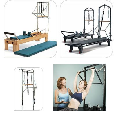 Pilates Equipment in Pictures: The Pilates Tower