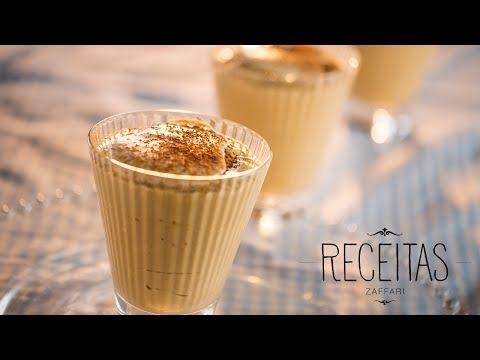 Mousse de doce de leite - Receitas Zaffari - YouTube