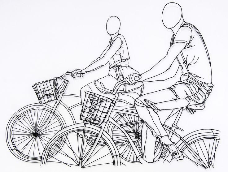 IMONO-WIRE-ART-Bike-NYC