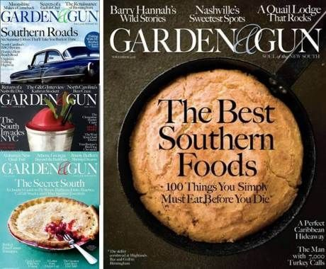 Garden And Gun Magazine Pinterest 17