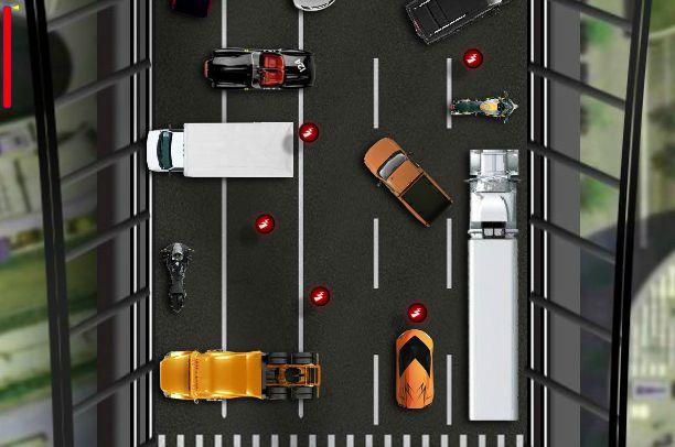 Jocuri cu masini in traficul aglomerat - jocuri masini
