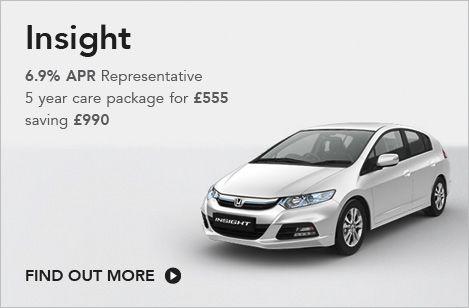 Honda Insight offer