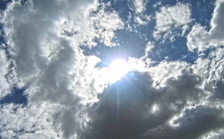 Cerca al cielo....