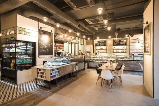 ANA Baking Co., coffeeshop & bakery, bucuresti