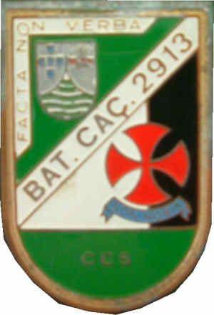 Companhia de Comando E Serviços do Batalhão de Caçadores 2913 Moçambique