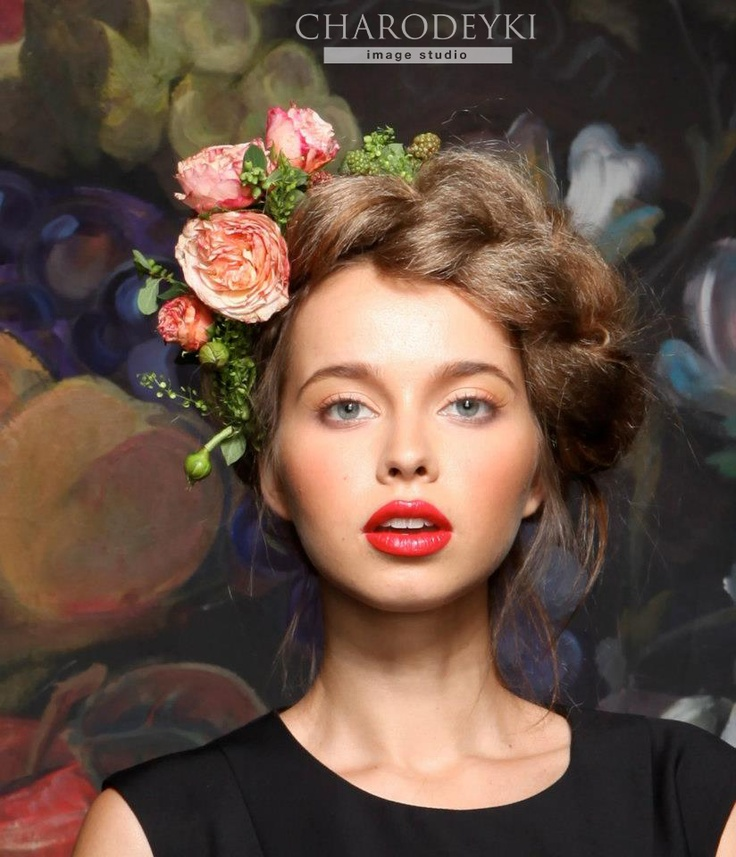 Floral Art from CHARODEYKI IMAGE STUDIO www.charodeyki.com