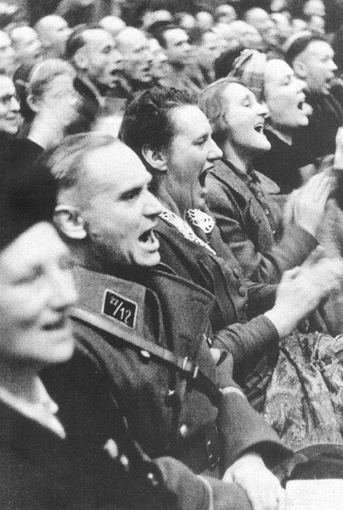 Goebbels Sportpalastrede