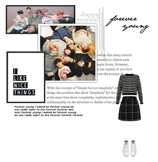 """""""forever young"""" by shook-squad on Polyvore featuring art"""