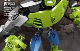 LEGO Hulk 4530 The Hulk