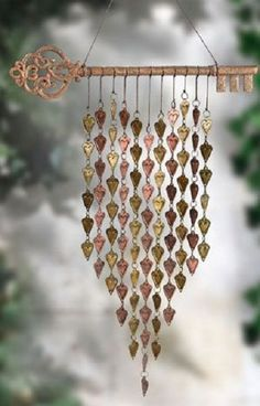 Wind chime More