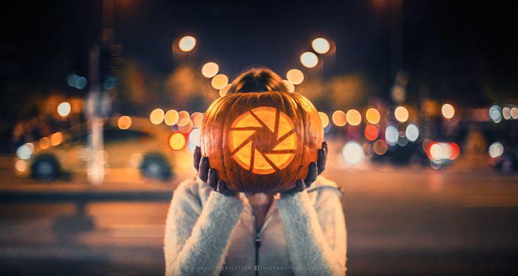 Aperture pumpkin