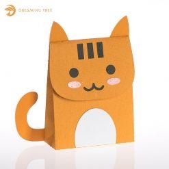 FREE SVG Pumpkin the cat (site supervisor) Favor/FAVOUR Bag