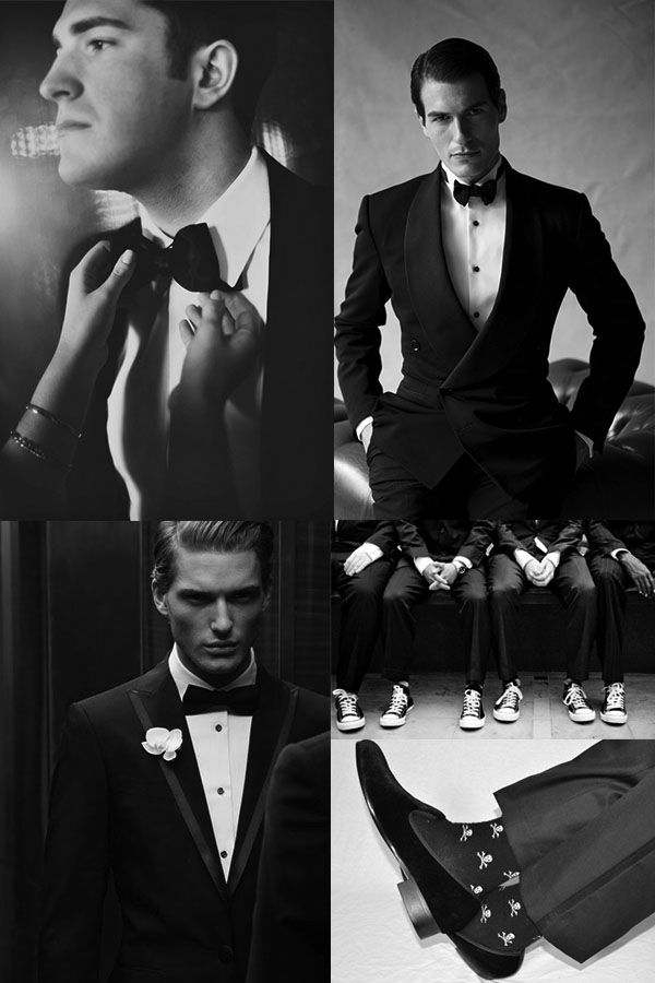 Style Inspiration for your groom