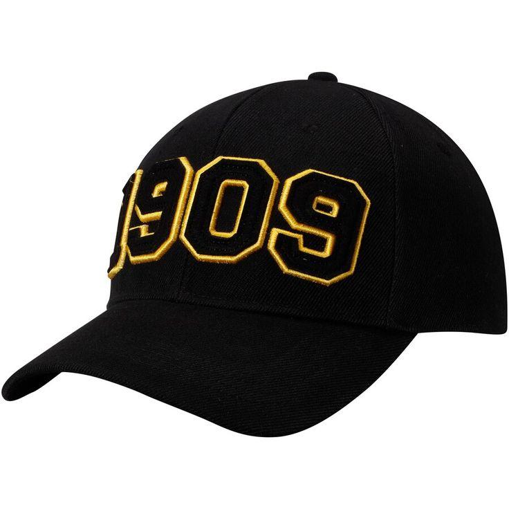 Borussia Dortmund 1909 Emblem Adjustable Hat – Black, Your