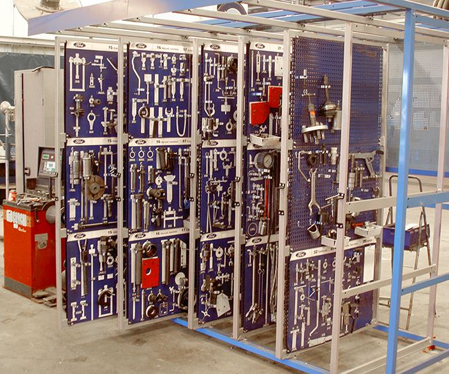 Tool Storage | Special Tools And Storage Systems