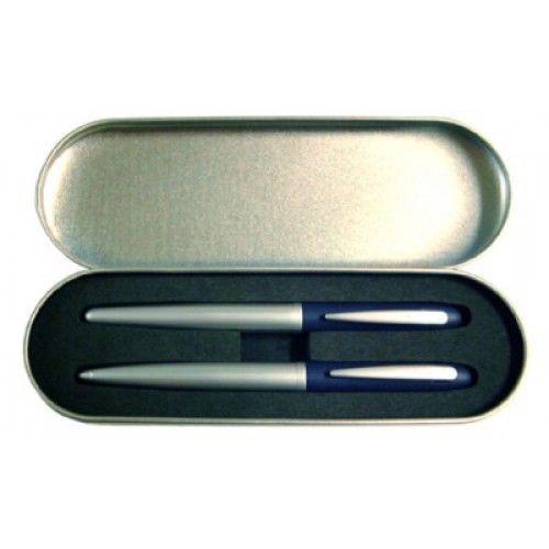 Tollkészlet Harley - 2 darabos tollkészlet fémdobozban - Golyóstoll és töltőtoll Ft Ár 2,490