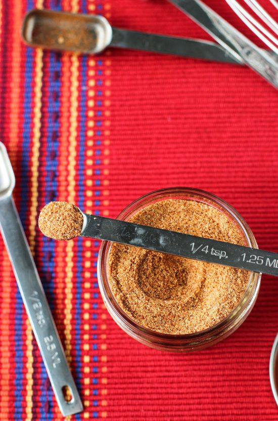 Buffalo Spice Mix - a customizable spice blend with zing! Perfect to season chicken, eggs, vegetables, and more! | mysequinedlife.com