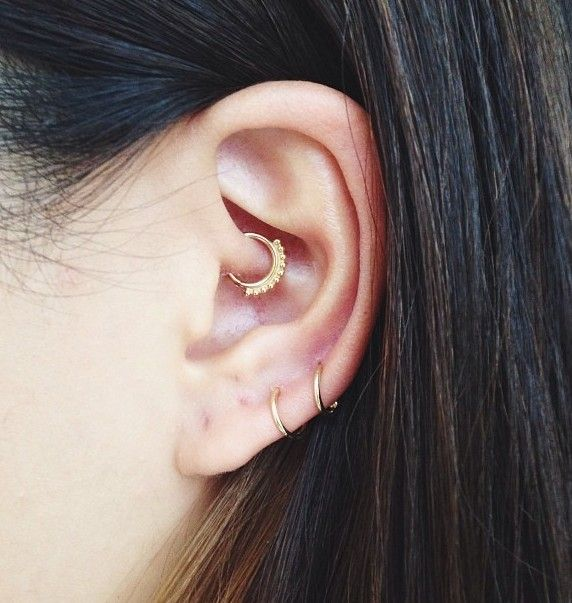 Frances Kwon. #piercings #earpiercings