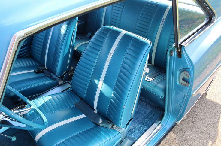 My 1967 Chevy Nova Ss Interior Chevy Ii Pinterest