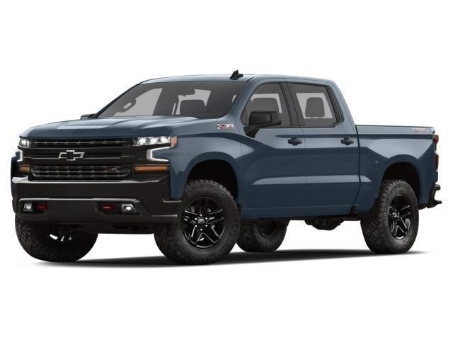 The 2019 Silverado 1500 Is All New From Chevrolet Dealer In