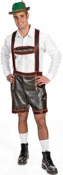 Adult Bavarian Lederhosen Costume
