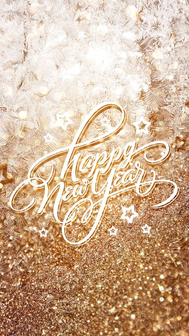 iPhone Wallpaper - Happy New Year  tjn