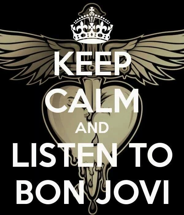 Bon Jovi for you Meiyu