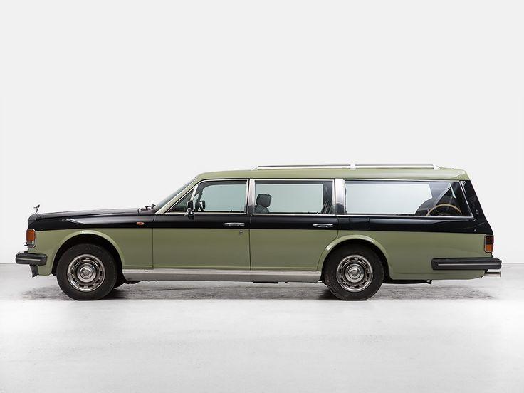 Rolls Royce Silver Spirit Estate – 1983