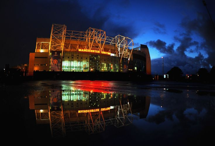 20 amazing photos of Old Trafford - Official @manutd website