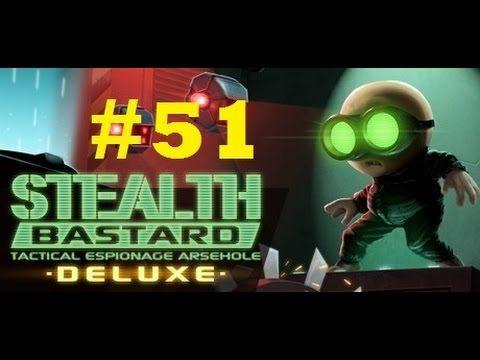 Stealth Bastard Deluxe [Steam] Part 51. Hide & Seeker