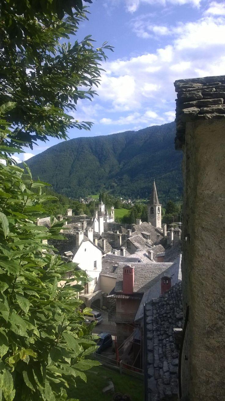 Valle Vigezzo Italy