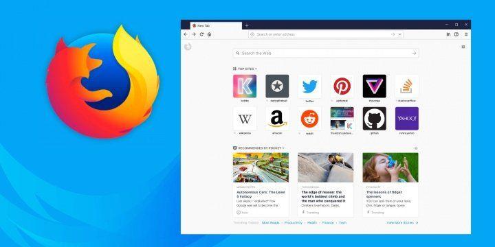 Descarga ya Firefox Quantum, con mayor velocidad y un nuevo diseño  ||  Firefox llevaba tiempo quedándose atrás respecto a sus rivales, en especial Google Chrome. Pues bien, ahora Mozilla presenta Firefox Quantum para descargar, una nueva versión ... https://www.elgrupoinformatico.com/descarga-firefox-quantum-con-mayor-velocidad-nuevo-diseno-t38816.html?utm_campaign=crowdfire&utm_content=crowdfire&utm_medium=social&utm_source=pinterest