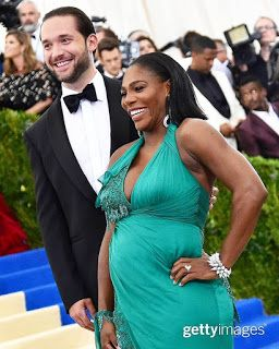 Serena Williams And Her Fiance Alexis Welcomes Baby Girl