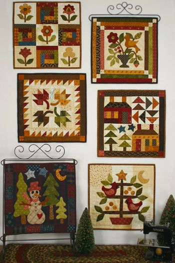 Best 25+ Small quilts ideas on Pinterest   Small quilt projects ... : tiny quilts - Adamdwight.com