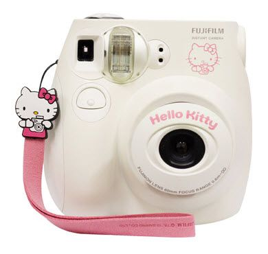 OMG!!! I've been wanting a camera, but i never thought they would design one like this lol