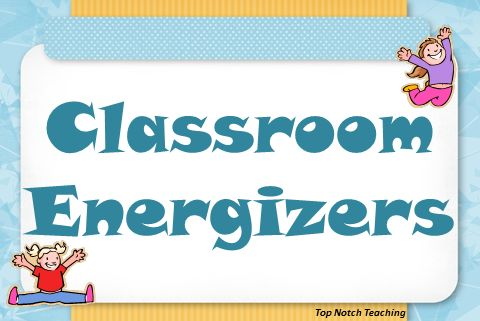 6 Classroom Games You Can Use To Re-Energize Your Students