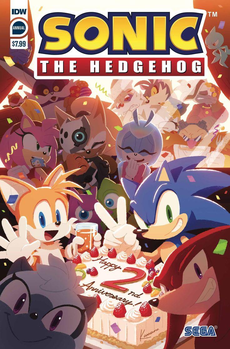 Sonic the hedgehog comic book in 2020 Sonic, Hedgehog