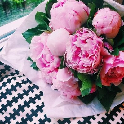 I like peonies too much, someone tell my husband that's the new flower of choice ;)
