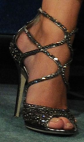 Jimmy Choo Shoes 2015   I feel like I could rock that. But then again who couldn't rock such gorgeous shoes. --$110