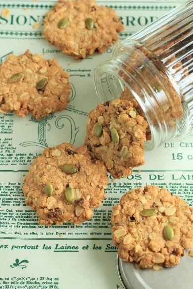 「グルテンフリーなオートミールクッキー」kaiko | お菓子・パンのレシピや作り方【corecle*コレクル】