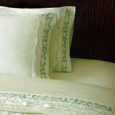 $75.00 2 pillow cases fitted and top-Found it at Wayfair - Sand Dollar 400 Thread Count Sheet Set