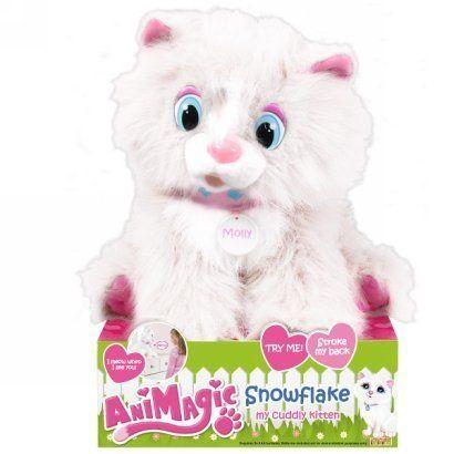 Ani Magic - Kotek Śnieżynka Molly